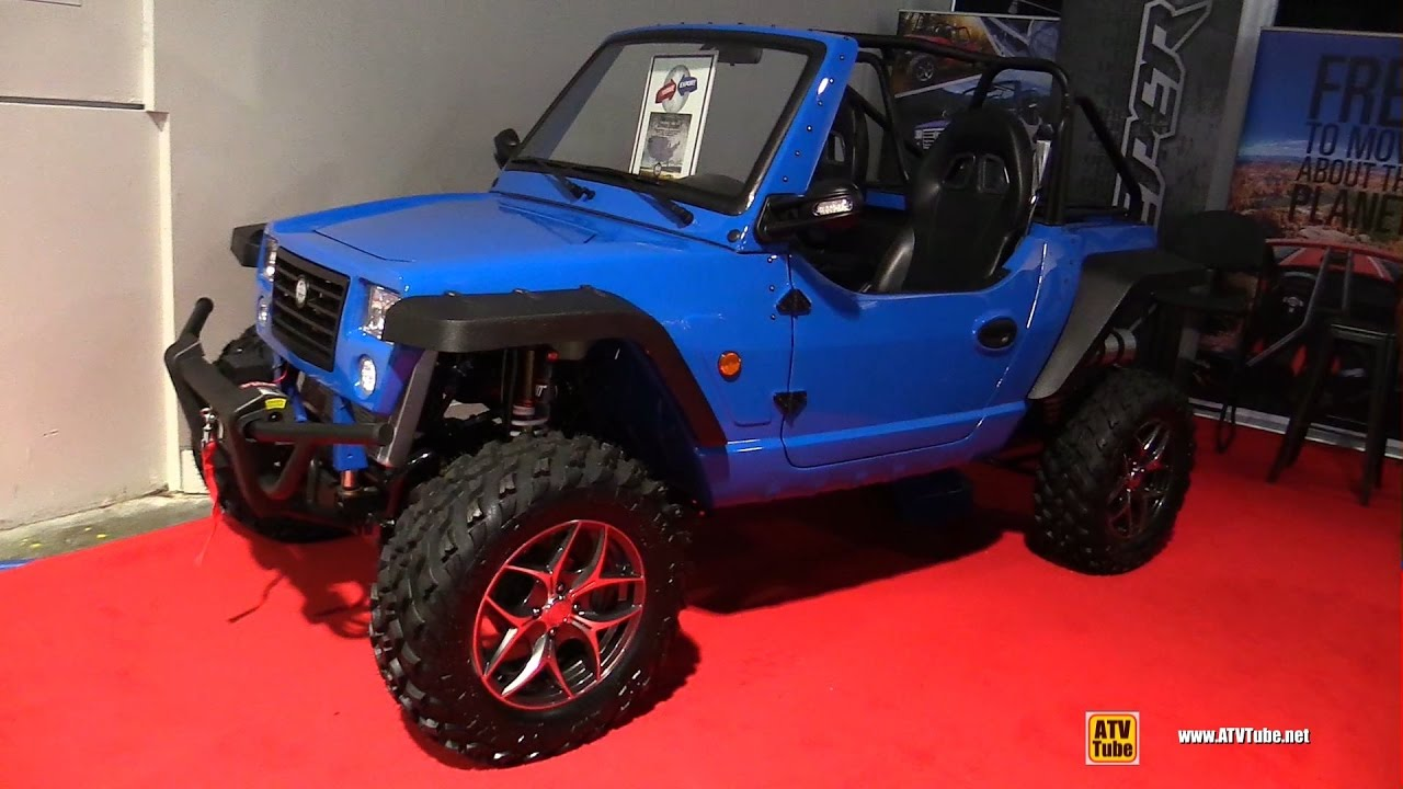 2017 oreion reeper side by side atv walkaround 2016 sema las
