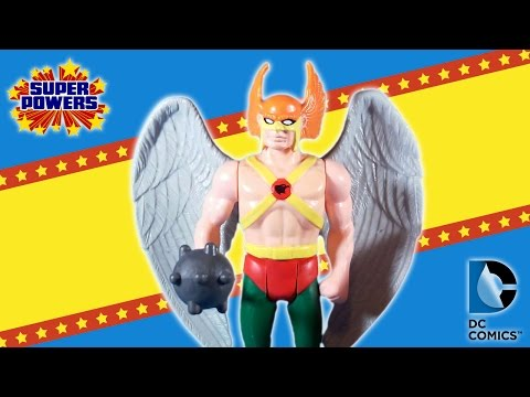 KENNER SUPER POWERS COLLECTION HAWKMAN REVIEW (eng)
