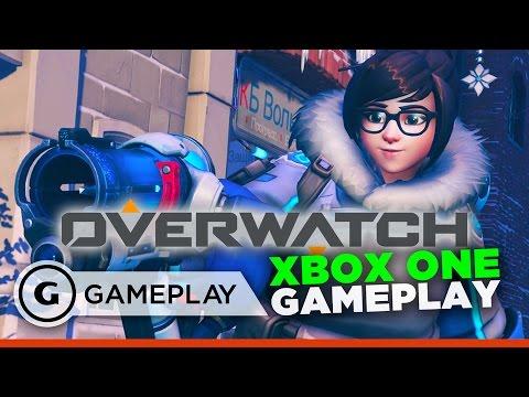 Overwatch on Xbox One - Killstreak Gameplay