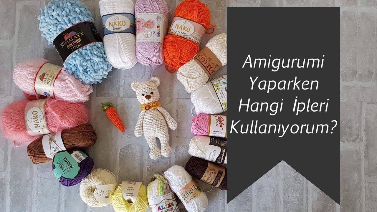 Kartopu Amigurumi Yavruağzı El Örgü İpi - K1219 | Lana, Amigurumi ... | 720x1280