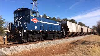 Piedmont & Northern Railroad - January 23, 2018