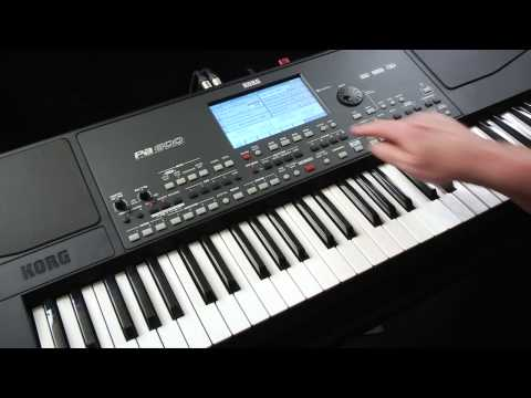 Korg Pa600 Video Manual -- Part 4: Song Play