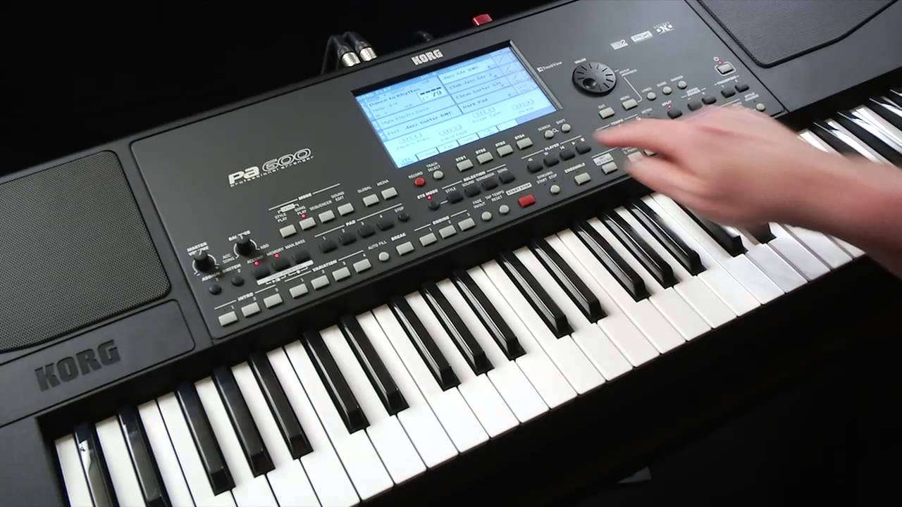 Download Korg Pa600 Video Manual -- Part 4: Song Play