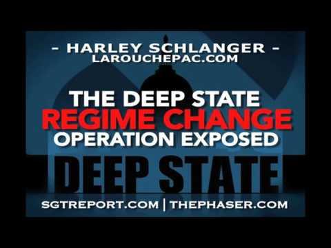 DEEP STATE REGIME CHANGE OPERATION EXPOSED | Harley Schlanger