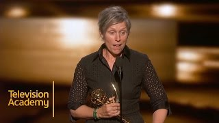 Emmys 2015 | Frances McDormand Wins Outstanding Lead Actress In A Limited Series Or A Movie
