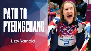 Lizzy Yarnold - Path to PyeongChang