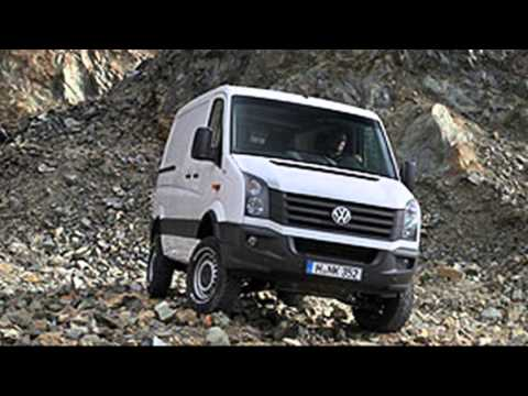 volkswagen crafter 4motion 4x4 atacama youtube. Black Bedroom Furniture Sets. Home Design Ideas