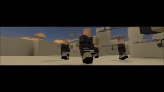 Roblox - The Soldier