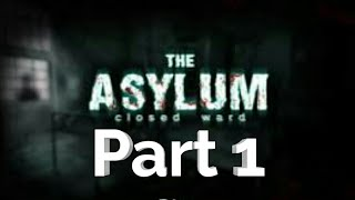 Where are the real Jumpscares||Asylum Horror Game