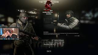 Shroud Plays Escape From Tarkov (January 20, 2019)| Escape From Tarkov GamePlay