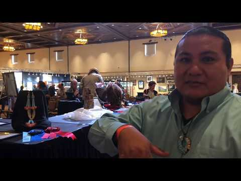 Santa Fe Indian Market Best Of Show - Interview | Farrell Pacheco - Santo Domingo Pueblo