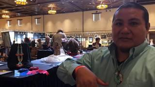Santa Fe Indian Market Best Of Show - Interview | Farrell Pacheco - Santo Domingo Pueblo