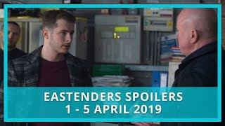 EastEnders spoilers 1 - 5 April 2019
