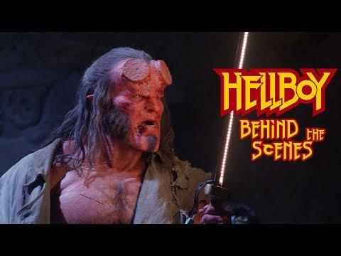 'Hellboy' Behind The Scenes