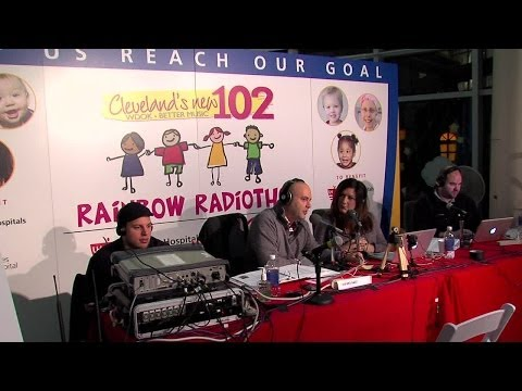 Christmas 102 Radiothon