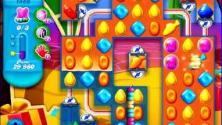 Candy Crush Saga SODA Level 1466 CE