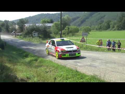 Rally Lubenik 2017 - Pravda / Krajca - Mitsubishi Lancer Evo  | MaxxSport |