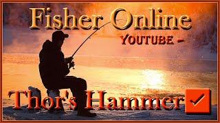 Fisher Online Online Fishing Simulator 07 02 2021 Ловим рыбку Общаемся со зрителями