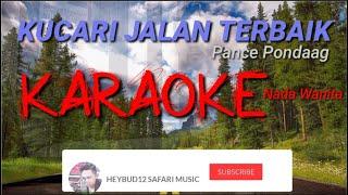 Download lagu KUCARI JALAN TERBAIK KARAOKE NADA WANITA