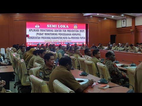 KPK Genjot Optimalisasi Pendapatan Papua dengan Pajak Online