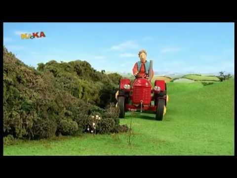 Der Kleine Rote Traktor Youtube