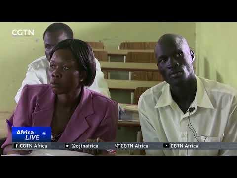 UNICEF sets up temporary schools across South Sudan