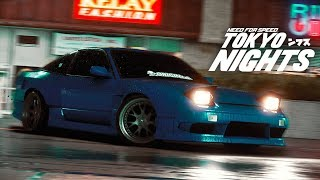 NEED FOR SPEED - TOKYO NIGHTS (Cinematic)