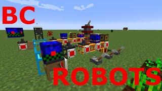Buildcraft Robots - Getting Started Tutorial - B.C. 7.1.14