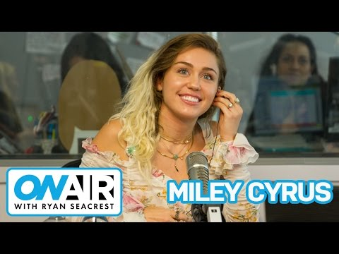 Miley Cyrus Writes Songs In Her Sleep | On Air with Ryan Seacrest