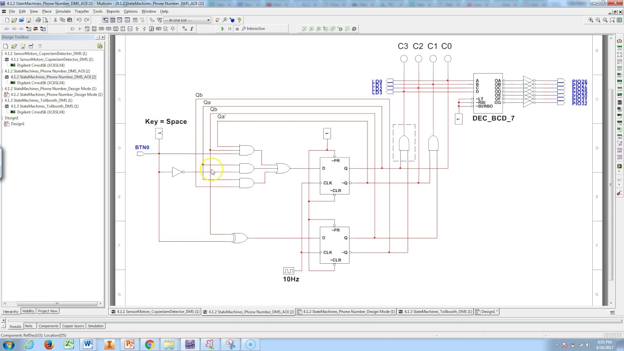 412 From K Map To Circuit Youtube Diagram
