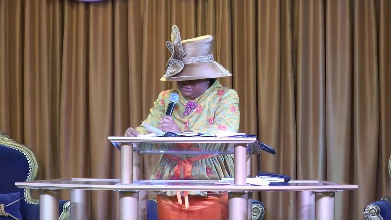 40 Days Revival Sermon  Standing on the promises of God  