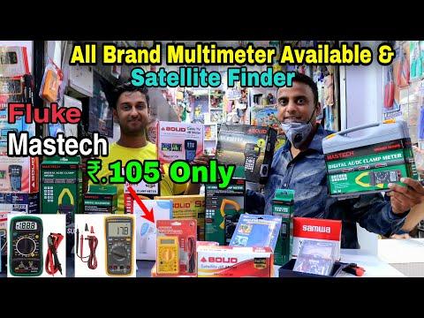 best-budget-digital-multimeters-and-satellite-finder-full-details-with-price-mastech,-samwa,-fluke