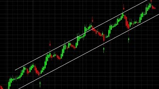 Trend Channel - How To Draw Trade & Profit for Profitable Trading Decide Overbought Oversold Prices