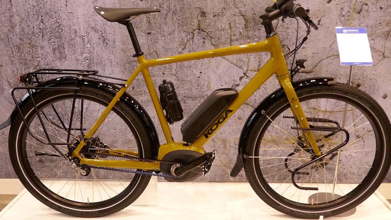 Lichte Elektrische Fiets : Koga e worldtraveller s elektrische fiets voor fietsvakanties