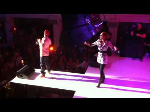T.I. and Keri Hilson Live -