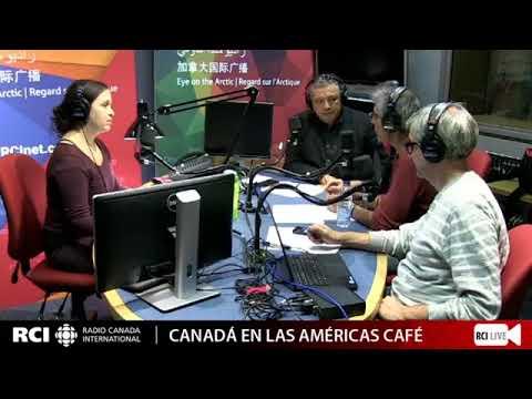 Canadá En Las Américas Café del 12/10/2017