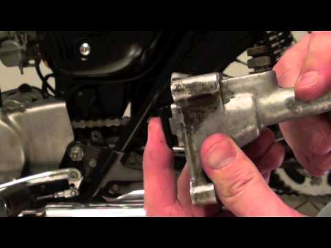 drz400 manual cam chain tensioner