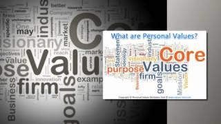 Online Career Values Assessment Test