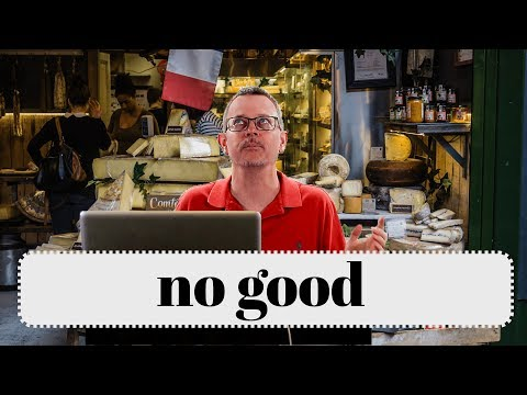 Learn English: Daily Easy English 1160: no good