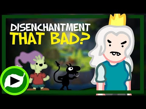 Disenchantment is DISAPPOINTING - Season 1 Review (No Spoilers)