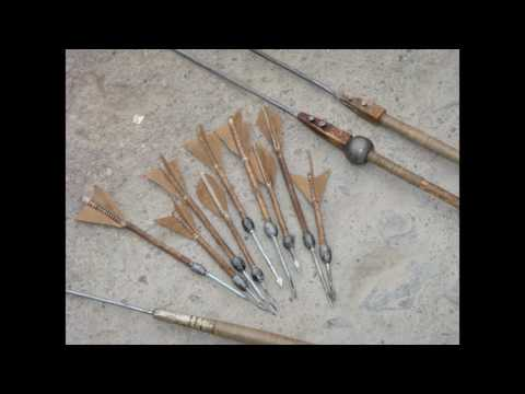 Ancient Roman Weapons