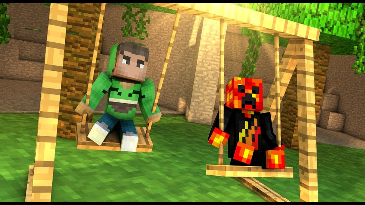Jelly And Preston Funniest Minecraft Animations Best Friends Moments Youtube