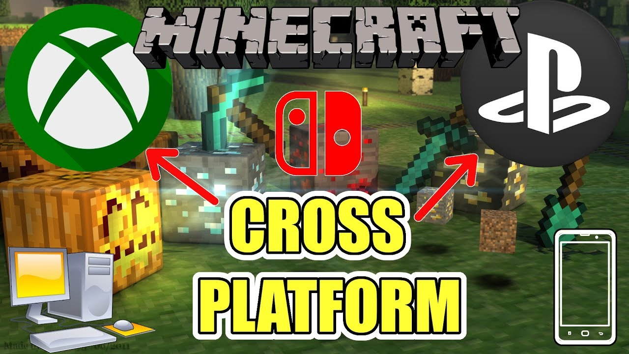 Minecraft cross platform guide  PC, Console and Mobile 12.126+