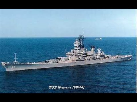 USS Wisconsin (BB-64) Battleship