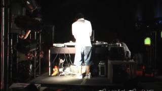 DJ Raff performing live from Tijuana, Mexico