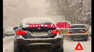Нарезка ДТП зимой!