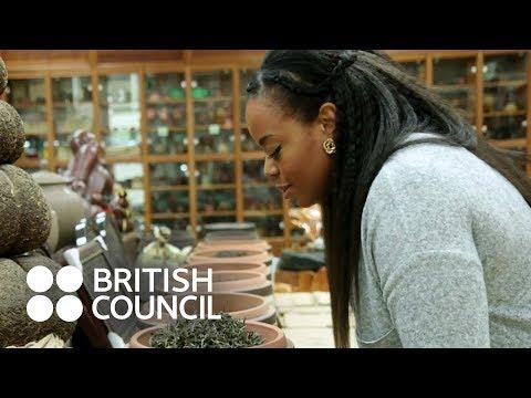 How Shanghai inspired Lavinda's tea room business | Generation UK – China
