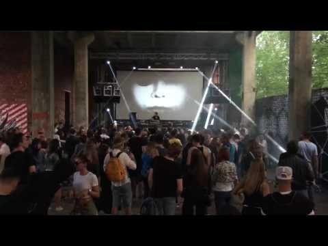 PRCDRL (live) @ Gamma Festival. Stronghold. Saint-Petersburg (23.07.2016)