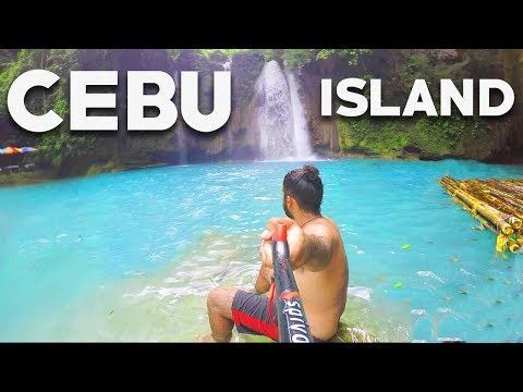 CEBU IS AMAZING! - Kawasan Falls and Moalboal