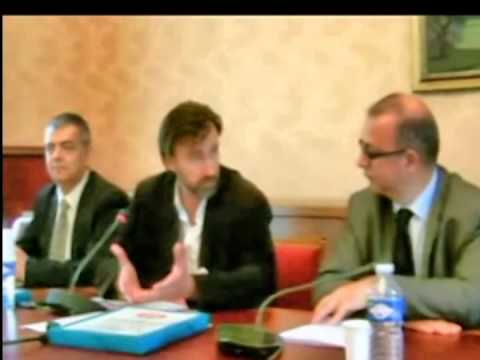 Conférence de presse commune du CRAC Europe et du député Damien Meslot